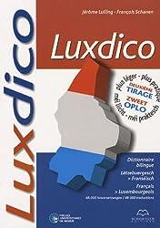 Luxdico : Dictionnaire bilingue lëtzebuergesch-franséisch et français-luxembourgeois