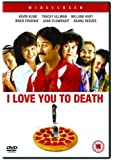 I Love You To Death [DVD] [1990]