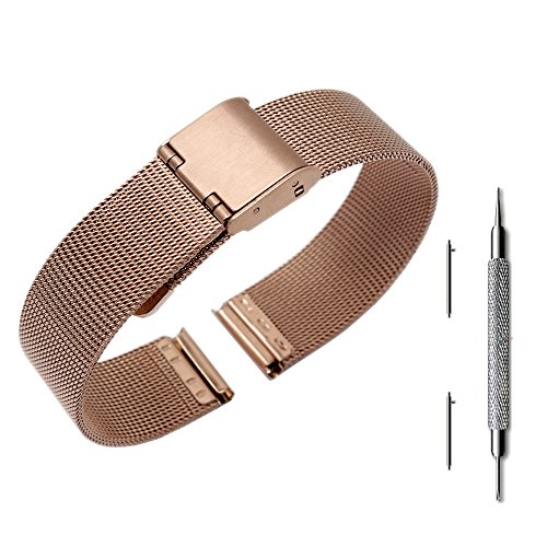 pinhen-14mm-quick-release-watchband-mesh-stainless-steel-metal-watch-band-strap-bracelet-for-asus-ze