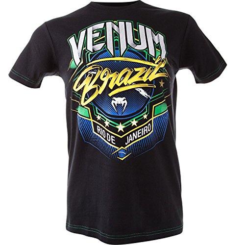 Venum T-Shirt Carioca 3 Schwarz