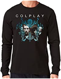 35mm - Camiseta Hombre Manga Larga - Coldplay - Pop - Long Sleeve Man Shirt