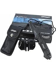 Walther Tactical SET Einhand-Messer 50715 + Tasche und Oramics Messerschärfer