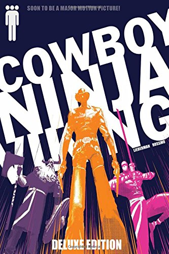 Cowboy Ninja Viking por Vv.Aa