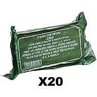 Pack of 20 IDF Israeli Army Dressing / Bandage by Dakar preisvergleich bei billige-tabletten.eu