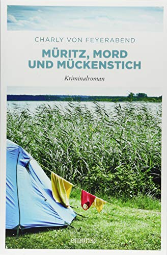 Müritz, Mord und Mückenstich: Kriminalroman -