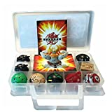 #8: Child Gift Battle Brawlers 9 pcs & 9 Cards WIth Nice Case