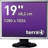 """Wortmann AG 1940HA 19"""" Noir, Argent - écrans plats de PC (1280 x 1024 pixels, LED, TN+Film, 1280 x 1024 (SXGA), 30000000:1, 16,78 millions de couleurs)"""