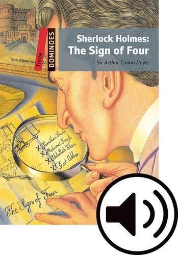 Dominoes 3. Sherlock Holmes. The Sign of Four MP3 Pack por Sir Arthur Conan Doyle