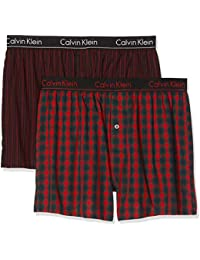 Calvin Klein Men's Boxer Shorts Pack of 2