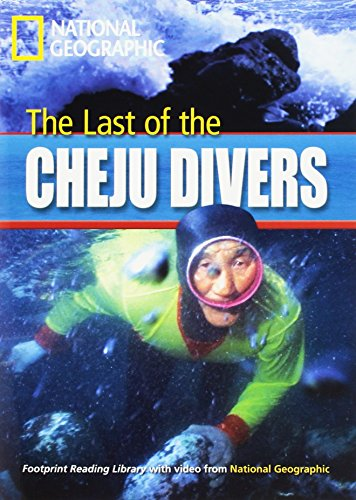 The Last of the Cheju Divers, National Geographic Lektüre mit Multi-ROM, Level A2 -