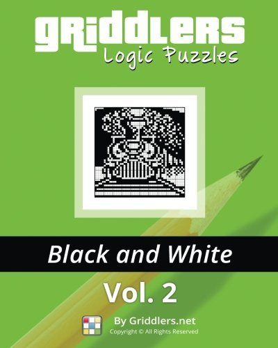 Griddlers Logic Puzzles: Black and white (Volume 2) by Griddlers Team (2014-08-13)