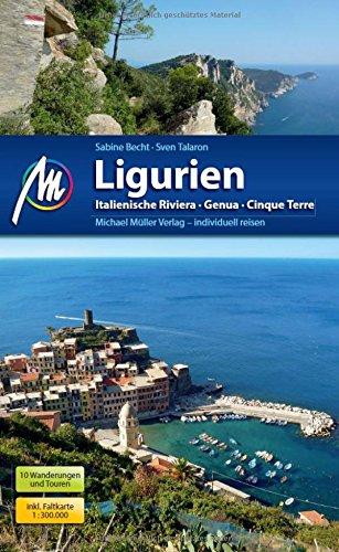 Preisvergleich Produktbild Ligurien: Italienische Riviera, Genua, Cinque Terre