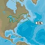 C-MAP MAX-N+ NA-Y026 - Great Lakes, Northeast Coast & Appr.