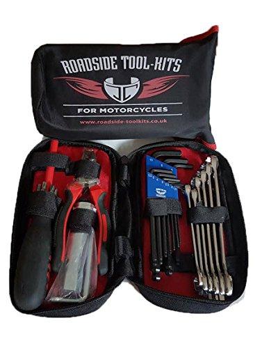 Kit attrezzi per motoEKTK-M50SP, kit di attrezzi, sistema metrico.