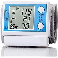 Monitor de presión arterial de muñeca digital LCD digital Heart Heart ...