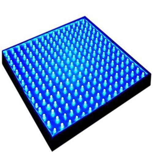LED Wachstum Licht Bord 14 Watt Reines Blau 450Nm Hydrokultur Pflanzenwachstum Licht 225LED Licht Für Gemüse Wachstum
