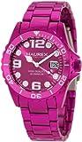 Haurex Italy Damen-Armbanduhr Ink Analog Aluminium 7K374DP3