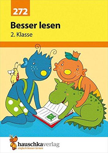 Besser lesen 2. Klasse (Deutsch: Besser lesen, Band 272)