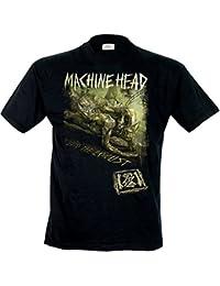 Machine Head Men's Scratch Diamond Cover Short Sleeve T-Shirt