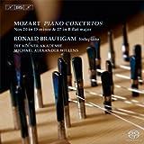 Mozart: Piano Concertos Nos. 20/ 27 [Ronald Brautigam, Michael Alexander Willens] [BIS: BIS2014]