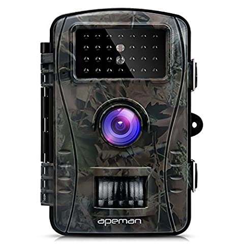 APEMAN Trail Camera Full HD 2.4