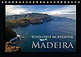 Schönheit im Atlantik ? Madeira (Tischkalender 2020 DIN A5 quer): Als Blumeninsel bekanntes Kleinod im Atlantik (Monatskalender, 14 Seiten ) (CALVENDO Orte) - Rick Janka