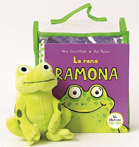 Pack La Rana Ramona (El pollo Pepe y sus amigos) por Nick Denchfield