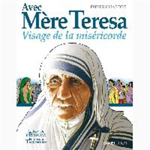 Avec mère Térésa