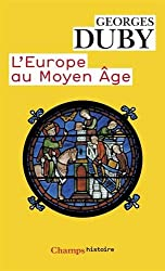 L'Europe au Moyen Age