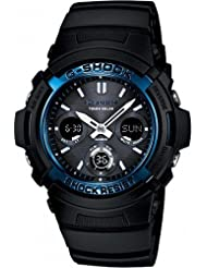 Casio Herren-Armbanduhr XL G-SHOCK Analog - Digital Resin AWG-M100A-1AER