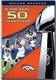 Denver Broncos: Super Bowl 50 Champions [Import italien]