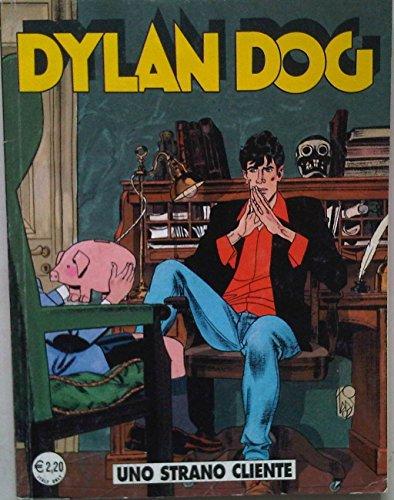 Dylan Dog - UNO STRANO CLIENTE - N195 DICEMBRE 2002 -Prima Edizione