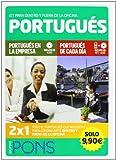 Kit para dentro y fuera de la oficina. Portugués (2 libros + 2 CD) (Pons - Kit Empresa)