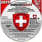 TRINITY Windows RETTUNG CD/DVD| Windows 10 |8 | 7| Vista| XP=RECHNER REPARATUR ORIGINAL von STILTEC ©