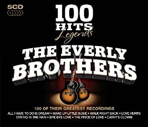 100 Hits Legends - Everly Brothers