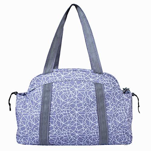 Alicer Yoga-Sporttasche, wasserdicht, extra groß, mehrere Taschen und Reißverschlüsse, Schuhe, Yoga, Outdoor-Training, Yoga Tasche
