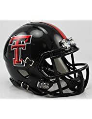NCAA Texas Tech Red Raiders Speed Mini Helmet by Riddell