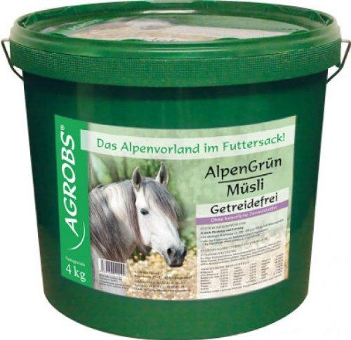 Agrobs AlpenGrün Müsli 4 kg