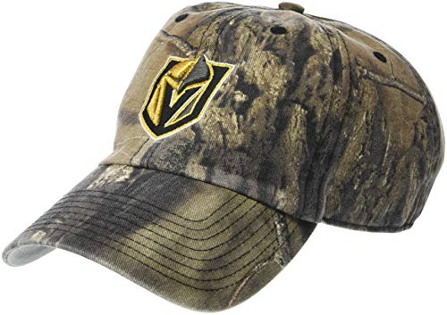 NHL Toronto Arenas Male Mossy Oak OTS Challenger Adjustable Hat, Mossy Oak-Blades, One Size - World Baseball Fitted Hat Cap