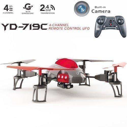 Attop ® - Drone - Cuadricóptero Teledirigido - Camera y Fotos