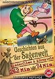 Geschichten aus der Sagenwelt -> Kinderfilme DVD + Hörbuch [Limited Edition] - Zeichentrickfilm