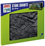 JUWEL Aquarium Background Stone Granite -Strukturrückw.