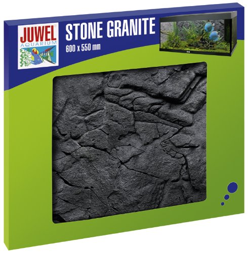 Juwel Aquarium Stone Granite Rückwand