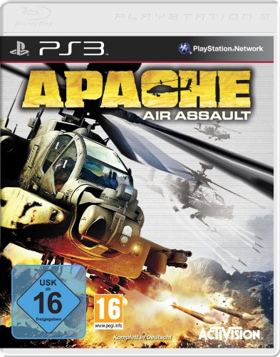 Apache: Air Assault [Software Pyramide]