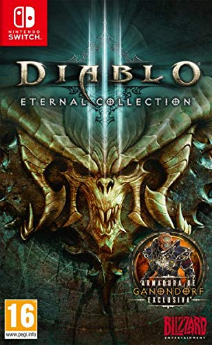 Diablo III - Eternal Collection (precio: 54,90€)