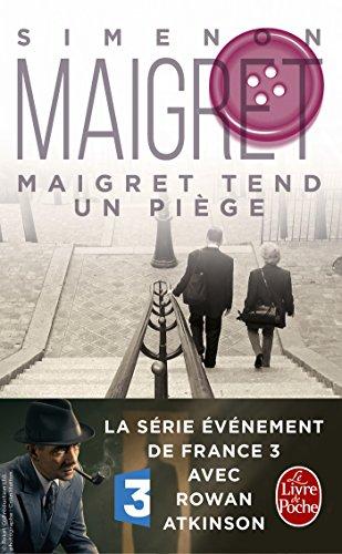 Maigret tend un piège (Policiers) por Georges Simenon