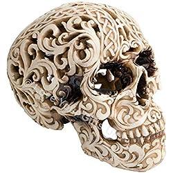 Celtic Decadence Skull