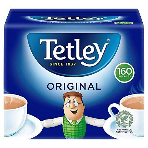 Tetley Tea Bags 160 per pack