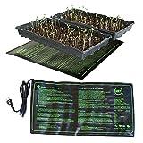 Tofree riscaldamento Pad per piantare piantine tappetino riscaldante 50x 25cm impermeabile pianta germinazione moltiplicazione