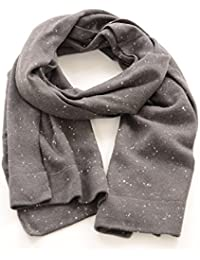 Selected Homme Loui Scarf - Grey Various